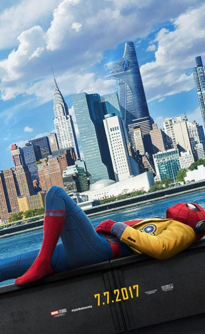 مرد عنکبوتی:بازگشت به خانه